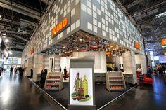 Euroshop Düsseldorf 2014 – KIND »  Retail Design Blog