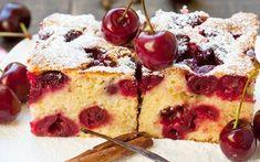 Kırmızı meyve içeren kek tarifleri, özel kekler arasında yer almaktadır. Siz de kirazlı kek tarifi ile farklı bir lezzet denemeye ne dersiniz? Taze ki..