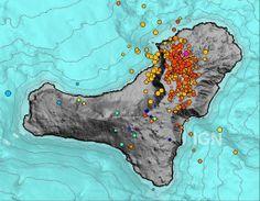 El Hierro: Vulkan - das war der nächste Bebenintervall