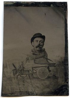 souvenir tintype #photography