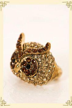 The bigger the better - I love Francesca's stuff...! www.francescascollections.com