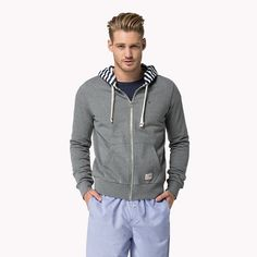 Tommy Hilfiger Sinne Hoody - dark grey heather (Grey) - Tommy Hilfiger Lounge & Sleepwear - main image