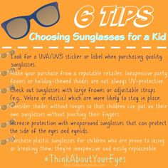 #sponsored Your Kid Probably Needs Glasses, 6 tips for choosing sunglasses for your kid AND a fun Giveaway! #ThinkAboutYourEyes