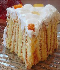 "Торт ""Цитрус"". | Четыре вкуса"