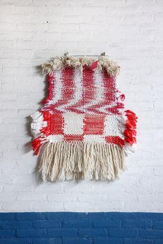 Dienke Dekker: The Union of Striped Yarns - Thisispaper Magazine