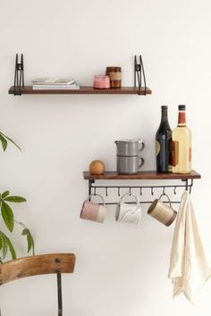 Kassita Kitchen Shelf - Urban Outfitters