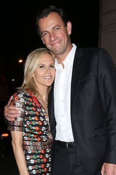 Tory Burch Is Engaged to LVMH CEO Pierre-Yves Roussel