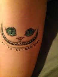 alice in wonderland tattoos ideas - Google Search
