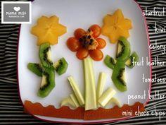 edible fun: flowers {mama♥miss}