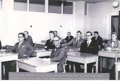 Ensimmäinen Markkinointikoulun kurssi valmistui keväällä 1960.