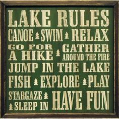Country Marketplace - Vintage Lake Rules,(http://www.countrymarketplaces.com/vintage-lake-rules/)