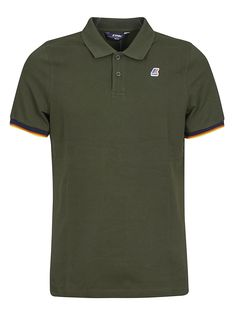 Vincent Contrast Polo Shirt from K-WayComposition: Cotton, Elastane Style Guides, Contrast, Polo Shirt, Cotton, Mens Tops, Shirts, Shopping, Clothes, Products