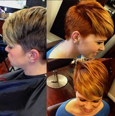 this is kinda what i want. long on the top but with bangs and chopped fine on the bottom and the side. and maybe more length to one side (asymmetrical, if you want to be technical) and proooobably that color because that is beautiful and it reminds me of Autumn. okay, end speech.