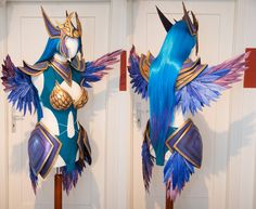Kamui Cosplay — Do you also want to create ALL THE ARMOR? I've...