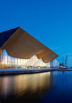 Kilden,Theatre & Concert Hall, Kristiansand, Norway
