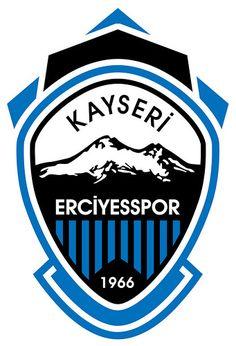 Kayseri Erciyesspor | Country: Turkey / Türkiye. País: Turquía. | Founded/Fundado: 1966/06/01 | Badge/Crest/Logo/Escudo.