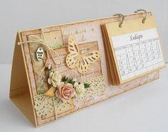 1 million+ Stunning Free Images to Use Anywhere Diy Calendar, Desk Calendars, Calendar Journal, 3d Paper Crafts, Diy And Crafts, Calendrier Diy, Handmade Desks, Kalender Design, Stampin Up Anleitung