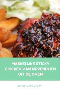 Meat Love, Sticky Chicken, Oven Baked, Food Inspiration, Slow Cooker, Chicken Recipes, Bbq, Pork, Easy Meals