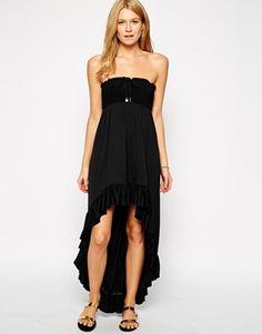 Juicy Couture Bandeau Maxi Beach Dress