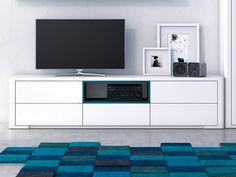 Structube - Living room : Media units : Malta (White) | Where the ...