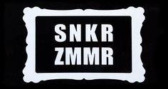 SNKR ZMMR