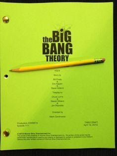 The Big Bang Theory Photos: Season Finale Cover on CBS.com