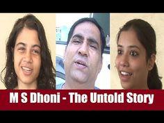 M S DHONI - THE UNTOLD STORY public review | Sushant Singh Rajput, Disha Patani, Kiara Advani. Kiara Advani, Sushant Singh, Disha Patani, Gossip, Interview, Public, Youtube, Youtubers, Youtube Movies