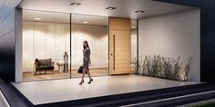 Well Come Nevos Natur - The composite front door with unique Ud values to 0.61 W/m²K - from Josko