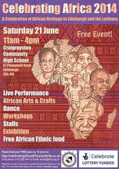 Celebrating Africa event on Saturday, 21 June 2014 http://www.voluntarysectorgateway.org/2014/06/celebrating-africa-event-on-saturday-21-june-2014/