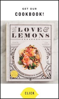 Buy the Love and Lemons Cookbook