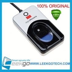 Best Quality Portable Biometric Digital Persona URU4500 Fingerprint Reader #Best_Laptop, #tech