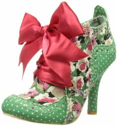 54 Comfy Casual High Heels To Look Cool - Women Shoes Trends Pretty Shoes, Beautiful Shoes, Fairy Shoes, Irregular Choice Shoes, Creative Shoes, Luxury Shoes, Vintage Shoes, Look Cool, Shoes Heels Boots
