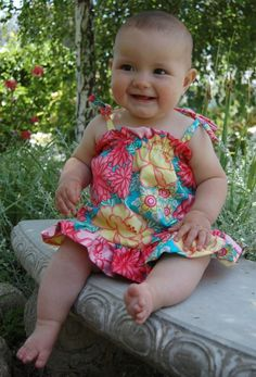 Hannah Dress Size 3 months 6  Sewing EPattern by sewsweetpatterns, $6.00