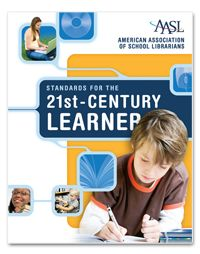 Excellent library standards written by the fabulous AASL.  Also check out their Common Core Crosswalk which correlates these library standards with k-12 ELA, Science and Social Studies CC standards.