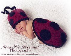 Ravelry: Ladybug Love Prop Set Crochet Pattern 194 pattern by Posh Patterns