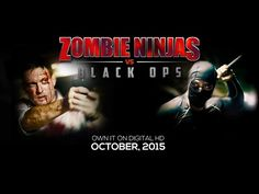Zombie Ninjas vs Black Ops (2015) - Trailer / Poster Action Trailer