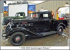 1936 REO Speedwagon