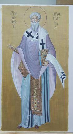 Игорь Нагнойный Byzantine Art, Byzantine Icons, Russian Icons, Orthodox Christianity, Orthodox Icons, Religious Art, Saints, Book Art, Mosaic