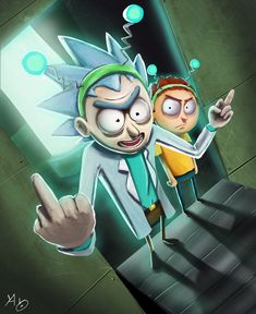 Rick and Morty,Рик и Морти, рик и морти, ,фэндомы,Rick Sanchez,Rick, Рик, рик, рик санчез,R&M Персонажи,Morty Smith,Морти, морти, Морти Смит, Morty,R&M art,Rick and Morty art, R&M арт, Рик и Морти арт