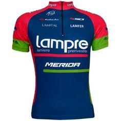Camisa ERT Lampre