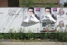 To promote Allegra, an antihistamine known for its rapid relief of allergy symptoms, lg2 blanketed the city with an eye-catching wild posting campaign.