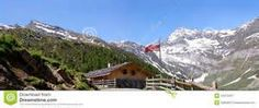 Lizenzfreie Stockfotografie: Faltschnalalm in den Oetztal Alpen