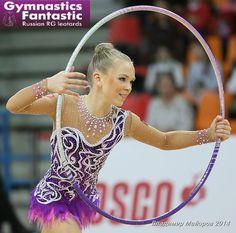 We sew for the rhythmic gymnastics champions!. Read more Gymnastics articles on Gymnastics Fantastic.