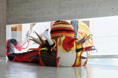LUSITANA - Joana Vasconcelos -  Tel Aviv Museum of Art