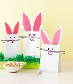 Easter Paper Crafts - Easy Easter Craft Ideas - Good Housekeeping