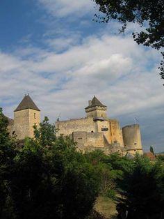 Château de Castelnaud, XIIIe, XVe siècle.                                                                                                                                                                                 Plus