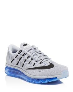 A translucent Max Air sole delivers flexible cushioning underfoot for an effortlessly smooth stride in Nike's updated design, constructed with engineered mesh that allows for ventilation with an adapt