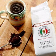 A darker-roast blend with medium body and deep, roasty notes. Best Espresso, Espresso Coffee, Drip Coffee, Coffee Time, Starbucks Coupon, Starbucks Store, Blended Coffee Drinks, Homemade Iced Coffee, Dark Roast