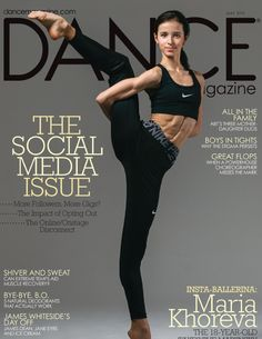 The insta-ballerina: how mariinsky newcomer maria khoreva shot to stardom - dance magazine Sport Body, Sport Man, Francisco Brennand, Dance Magazine, Ab Work, Bra Video, All In The Family, Healthy People 2020, Video Photography