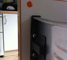 Fed up with your drawers slamming shut? Use sugru to buffer noise and quieten your kitchen drawers. Bathroom Drawers, Kitchen Drawers, Bathroom Medicine Cabinet, Sugru, Slammed, Home Improvement, Household, Kitchen Appliances, Organization